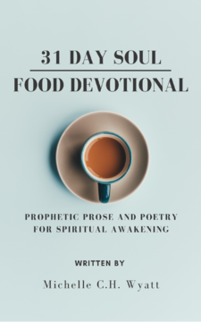 Book Cover: 31 Day Soul Food Devotional
